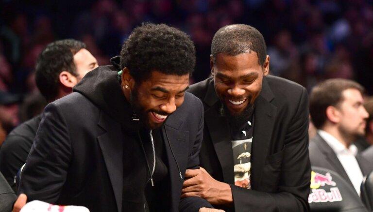 Kuruca pārstāvētās 'Nets' vienības zvaigznes vēloties augstākās klases treneri