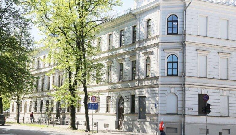 Par 600 000 eiro plāno atjaunot KNAB ēkas fasādi