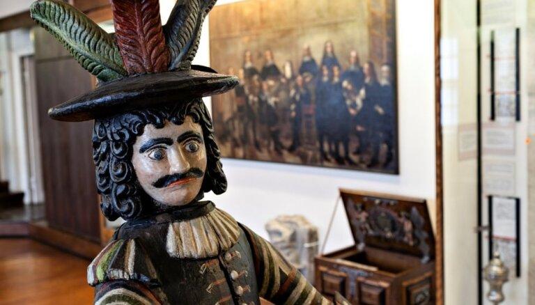 Rīgas vēstures un kuģniecības muzejs skolēnu brīvlaikā aicina iepazīt leģendas par Rīgu