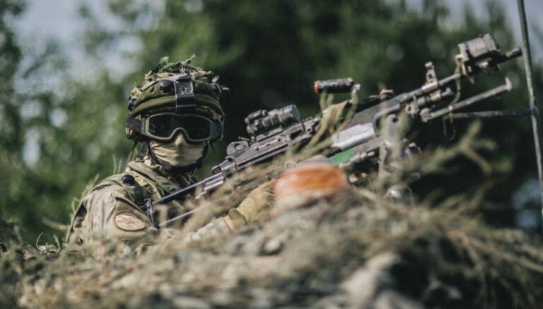 Правительство рассмотрит план мобилизации Национальных вооруженных сил