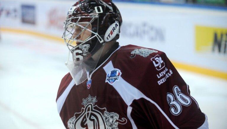 Rīgas 'Dinamo' treneri paziņo sastāvu pirmajai pārbaudes spēlei