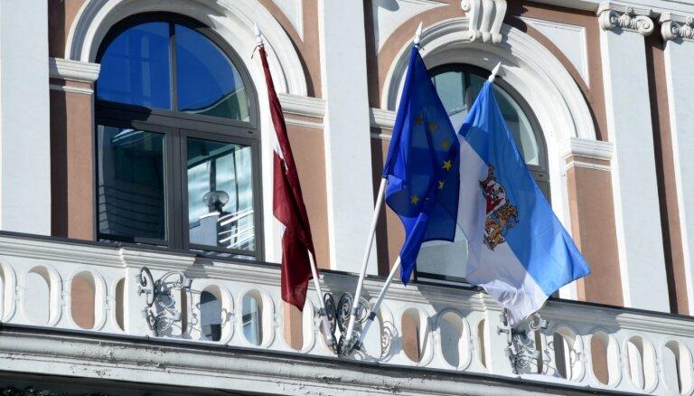 После двухнедельных переговоров новая коалиция Рижской думы достигла соглашения по договору о сотрудничестве