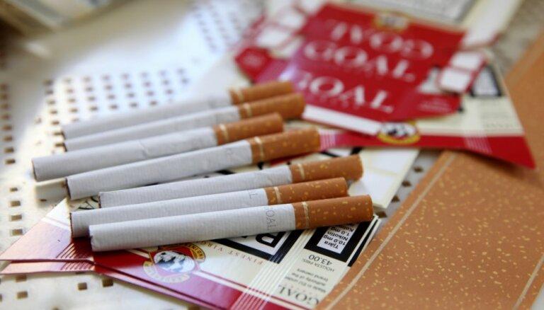 Divos mēnešos no Latvijas izvests par 5,4% vairāk cigarešu