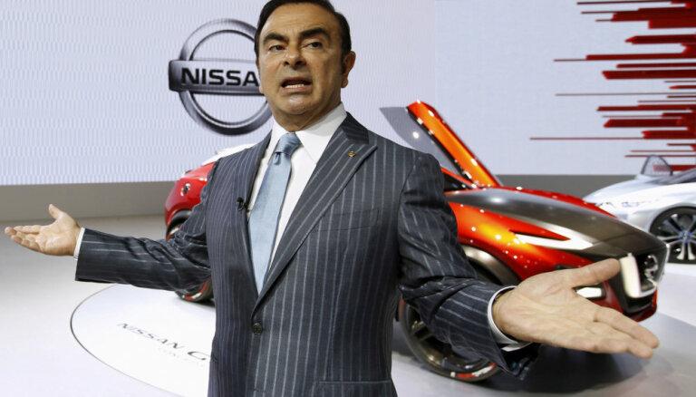 Бывшего главу Nissan Карлоса Гона освобождают под залог в 9 миллионов долларов