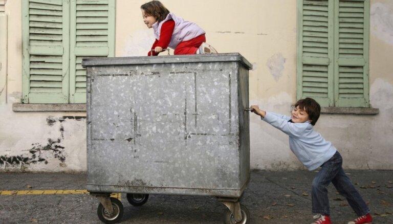 Вывоз мусора компанией Tīrīga обойдется детсадам на 40-70% дороже