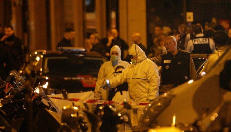 Reuters: парижский террорист был гражданином Франции, родившимся в Чечне (уточнение)