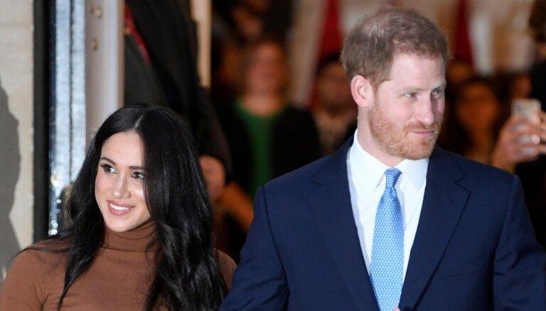 Принц Гарри и Меган Маркл получат 500 фунтов за решение не заводить более двух детей