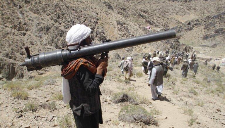 """""""Талибан"""" заявил, что сбил самолет с американскими военными. США это отрицают"""