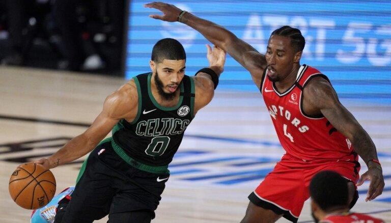 'Celtics' un 'Clippers' atgūst vadību NBA izslēgšanas spēļu sērijās