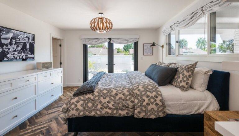 Guļamistabu pasaule: pa atslēgas caurumu ielūkojamies slavenību privātajās telpās