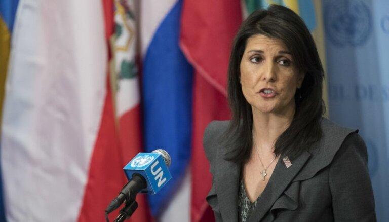 Хейли: США и Россия никогда не станут друзьями