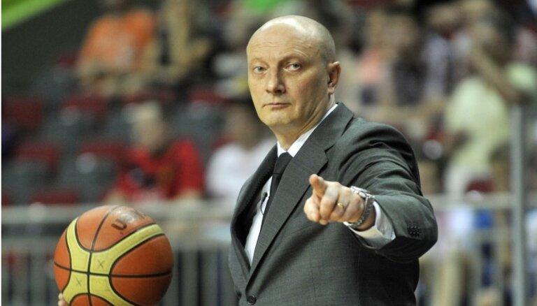 Bijušais 'VEF Rīga' galvenais treneris Butauts kļuvis par Libānas izlases vadītāju