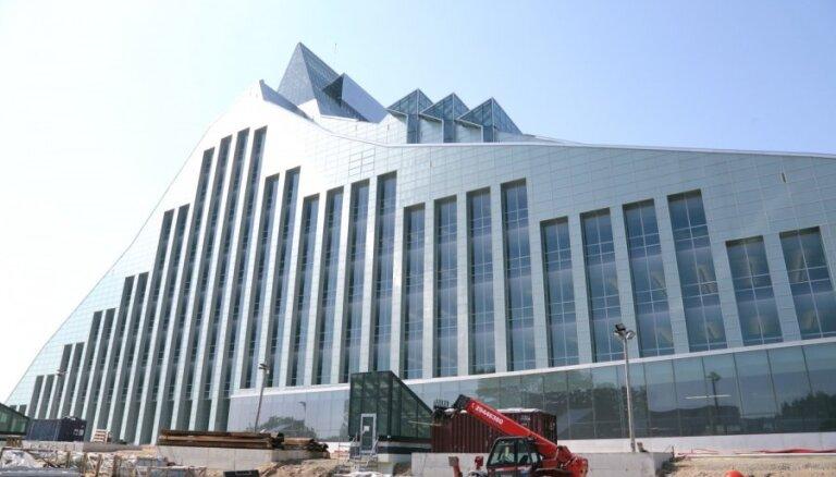 12 miljoni par Gaismas pili: strīdnieki nespēj vienoties par būvniecības indeksiem