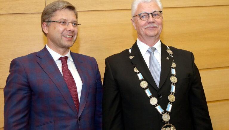 Настоящий полковник? Что нужно знать про нового мэра Риги Дайниса Турлайса