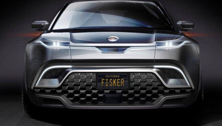 'Fisker' atgriezīsies ar 'Tesla Model Y' konkurentu par 40 tūkstošiem dolāru
