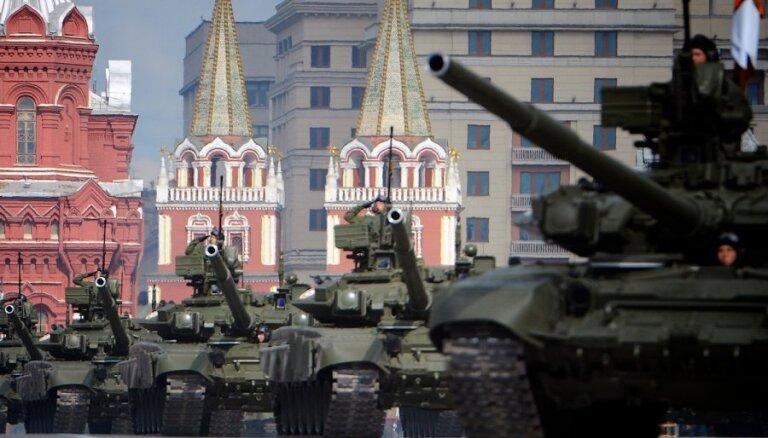 Шведские эксперты: Россия продолжит демонстрировать мускулы странам Балтии