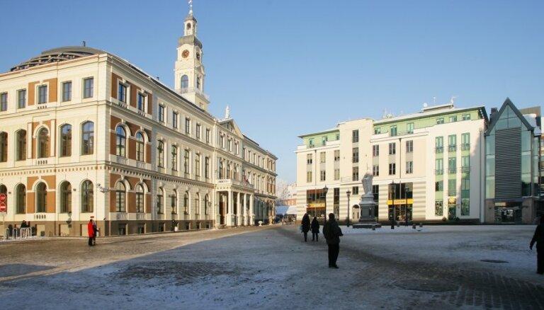 NA Rīgas nodaļa piesaka mītiņu Rātslaukumā vienlaikus ar 'Saskaņas' piketu