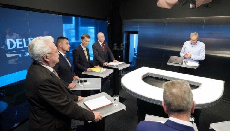 'Par ko balsot?' Kandidāti atbild par lauksaimniecību, mežsaimniecību un zivsaimniecību. Pilns ieraksts