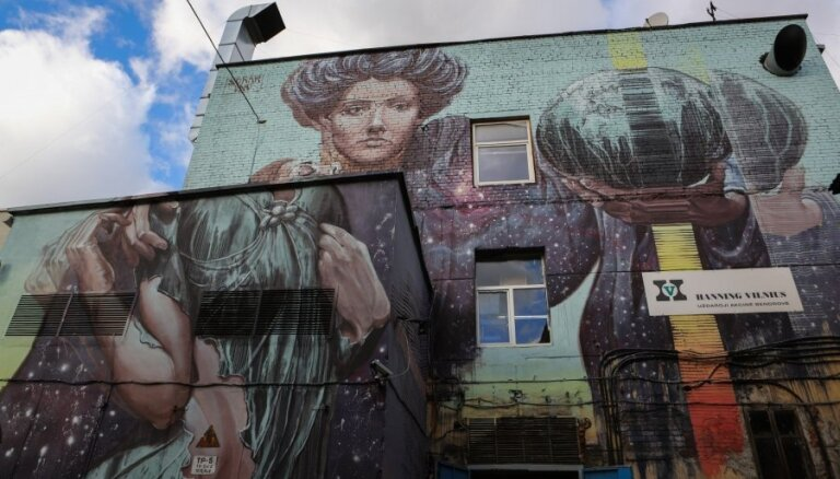 Экскурсия по современному Вильнюсу: уникальная бесплатная галерея под открытым небом