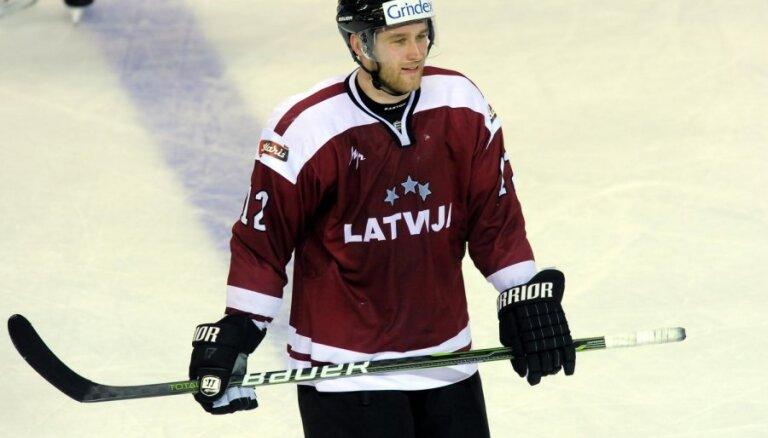 Aleksejs Širokovs zaudē konkurencē par vietu Latvijas izlasē