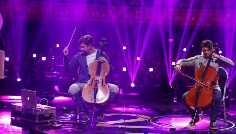 'Zelta mikrofona' ceremonijā uzstāsies Latvijas mūziķu zieds un ārzemju viesi