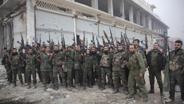 В Сирии на стороне джихадистов воюют тысячи граждан стран Европы