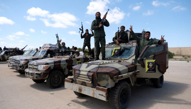 Ēģipte izveidojusi specvienību turku palīdzības Lībijai bloķēšanai
