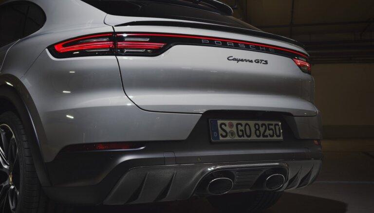 Jaunajā 'Porsche Cayenne GTS' atgriežas V8 motors