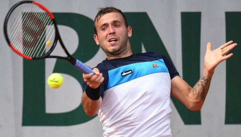 Британский теннисист Эванс признался в употреблении кокаина