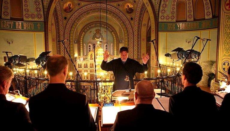 Pēterbaznīcā 'Rīgas A Cappella festivāla' ietvaros skanēs pareizticīgo dziedājumi