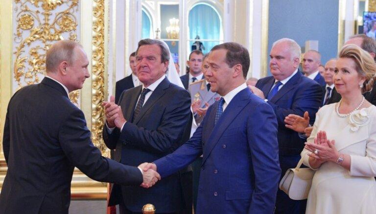 """""""Министры не работают, тренеры не тренируют"""": о чем говорили на инаугурации Путина"""