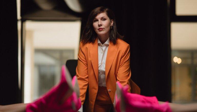 Džeza dziedātāja Rūta Dūduma-Ķirse piesaka sevi popmūzikā
