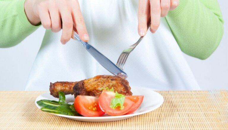 Brokastis, pusdienas un vakariņas – labas pašsajūtas atslēga