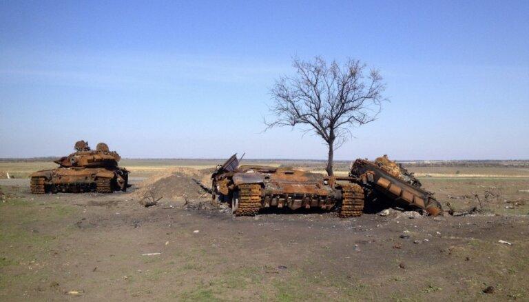 МИД Украины обвинил Россию в обострении ситуации на Донбассе