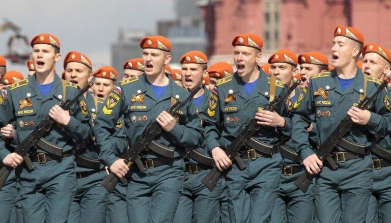 Interneta hits – krievu armijnieku dziedājums