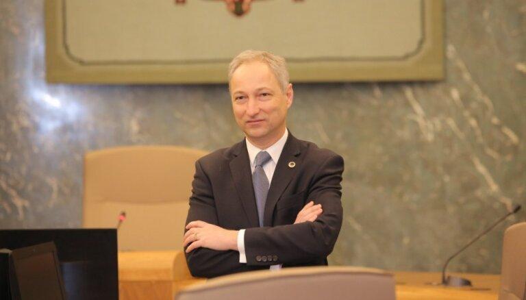 Председателем НКП переизбран Янис Борданс