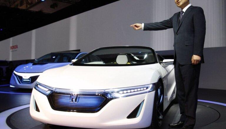 Honda собирается воскресить заднеприводной родстер Beat