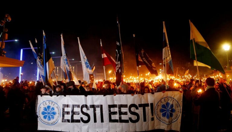 Igaunijā būtiski pieaug labējo populistu EKRE popularitāte