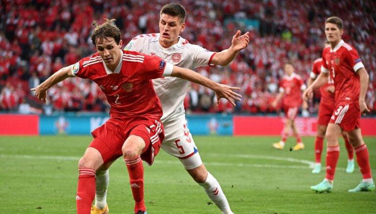 Россия на третьем ЕВРО подряд не вышла из группы и повторила антирекорд