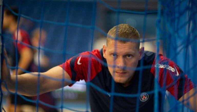 Krištopāna pārstāvētā PSG izsēj pārsvaru Čempionu līgas pirmajā spēlē
