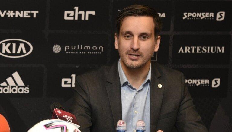 Генеральным секретарем Латвийской федерации футбола избран Эдгарс Пукинскс