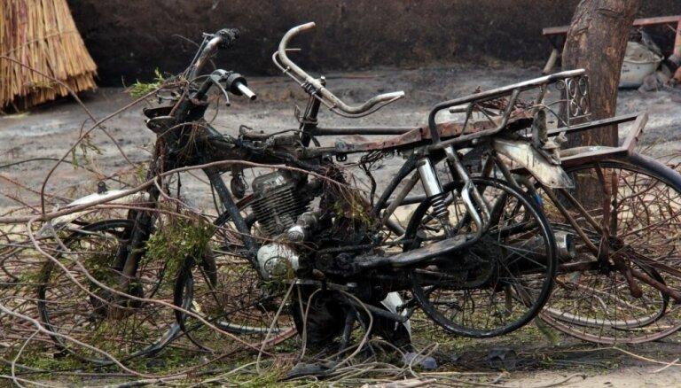 Čada ezerā pašnāvnieku spridzinātāju uzbrukumā 27 bojāgājušie