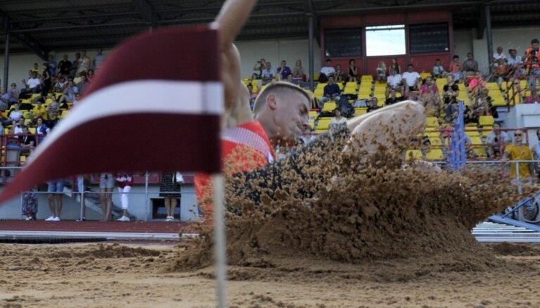 Latvijas starti EČ vieglatlētikā noslēdzas ar Misāna un Brūna desmito un vienpadsmito vietu