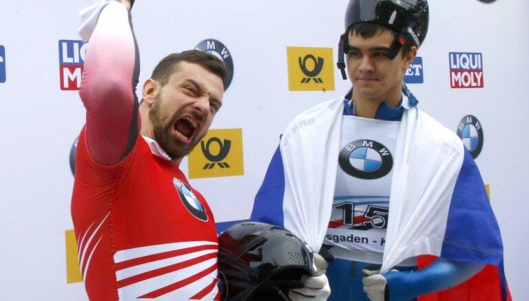 Мартин Дукурс — пятикратный чемпион мира