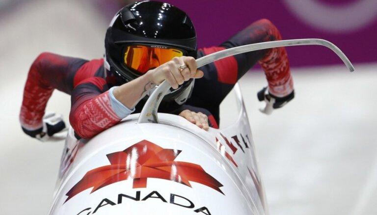 Tiesa neļauj Kanādas bobslejistei Hamfrīsai pārstāvēt ASV