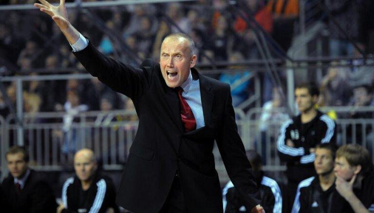 Kurtinaitis - pirmais treneris ar 100 VTB līgas uzvarām