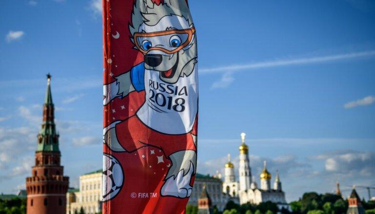 ВИДЕО: В ролике к ЧМ-2018 на Кремле звезду заменили крестом