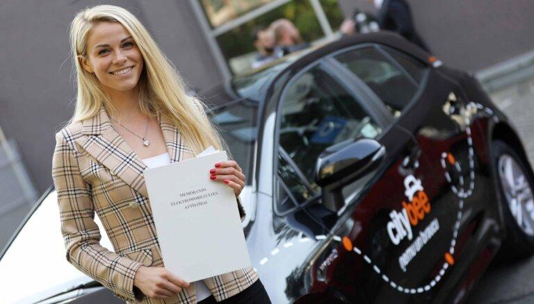Vadošie nozares dalībnieki vienojas par elektromobilitātes veicināšanu