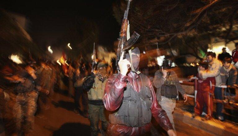 HAMAS militārā spārna līderis plāno piedalīties vēlēšanās Palestīnā