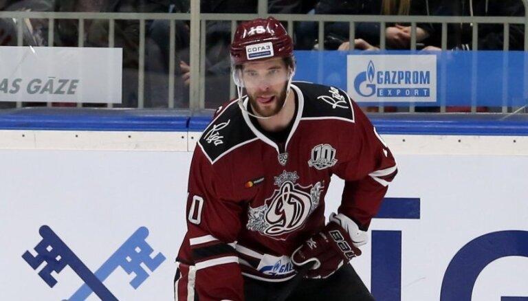 Dārziņš ievēlēts par Rīgas 'Dinamo' kapteini